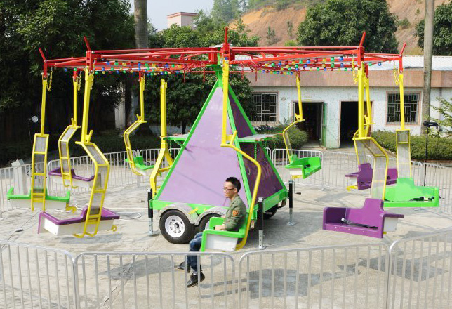 Portable Rides,Mobile Rides, Amusement Rides on Trailer,Trailer Rides,Amusement Rides with Trailer Mounted