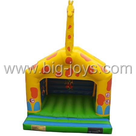 inflatable giraffe bouncer,Inflatable children animal bouncer