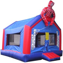 inflatable spiderman bounce house,inflatable super jumping for children