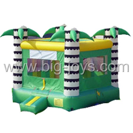 inflatable jungle bouncy house,inflatable theme bounce for sale