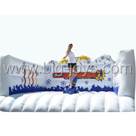 inflatable surfing bouncer,inflatable bouncer for surfing game