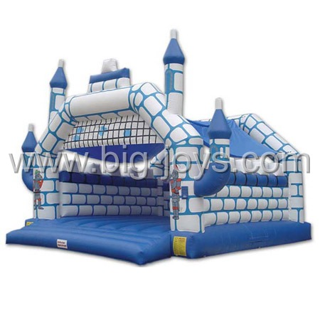 inflatable knight castle,inflatable trampoline castle