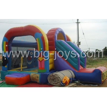 inflatable kids bounce playground,small inflatable bouncer for sale