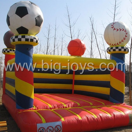 inflatable ball bouncer,inflatable small childrens bouncer for sale