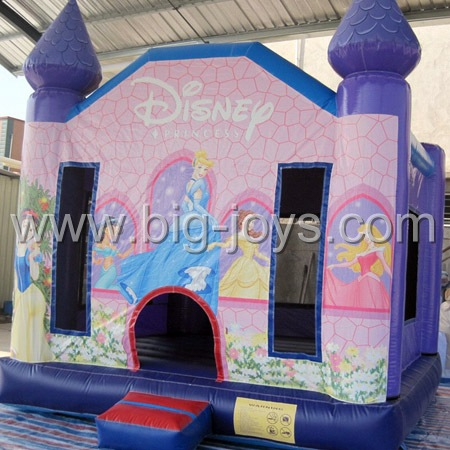 inflatable disney bounce house,inflatable cartoon bouncer for sale