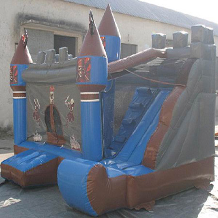inflatable cheap bounce slide,inflatable pirate bounce slide