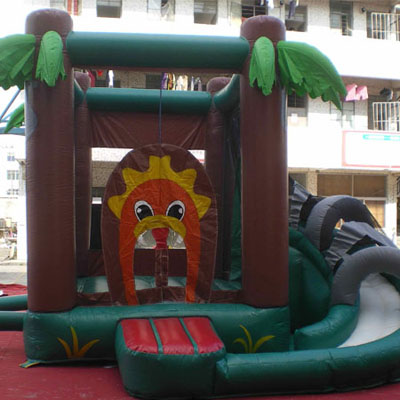 inflatable small bounce slide,inflatable mini small castle