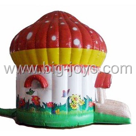 inflatable mushroom bounce house,inflatable bounce house for sale