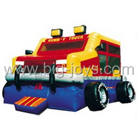 inflatable car air bouncer,inflatable car jumping