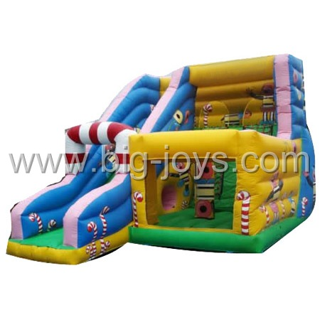 inflatable party combo
