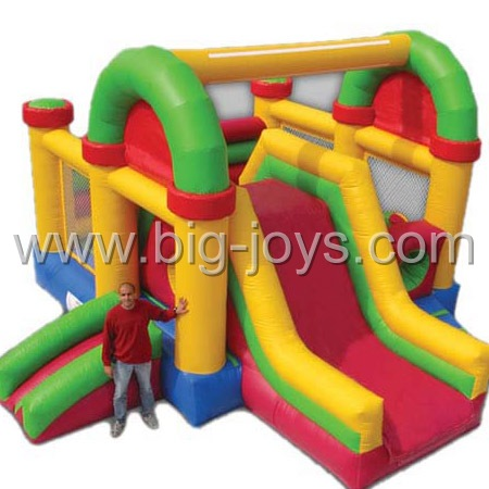 inflatable combo jumper