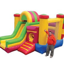 inflatable combo game