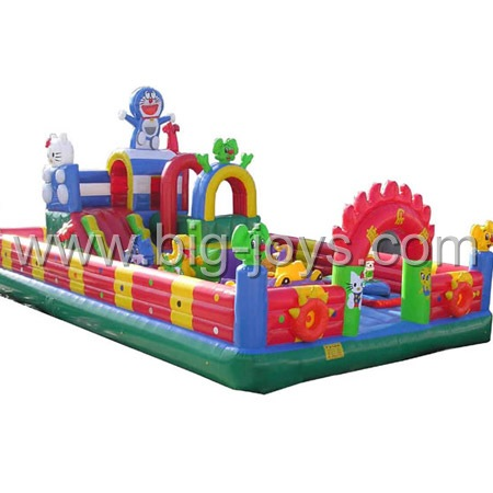 large inflatable animal trampoline,big inflatable funcity for sale