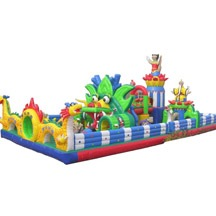 inflatable fun city castle,new inflatable fun city,inflatable big fun city