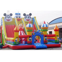 inflatable disney trampoline,inflatable cartoon bouncer