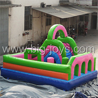 Small Inflatable Obstacle, Cheap Inflatable Obstacle Course,