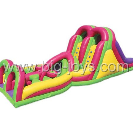 Giant Inflatable Obstacle Course, Infatable Inflatable Obstacle Game