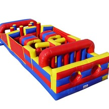Inflatable Barrier, Inflatable Obstacle Payground, Inflatable Amusement Park