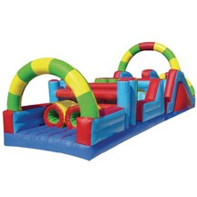 Inflatable Obstacle Race, Inflatable Obstacle Course Factory