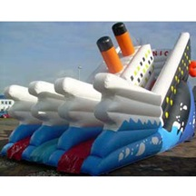 Sliding Inflatable, Inflatable Slide Toys, Inflatable Slide Games, Inflatable Titanic Sliding
