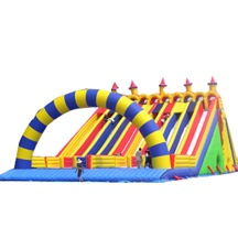 Largest Inflatable Slide, Inflatable Slide for Kids and adults