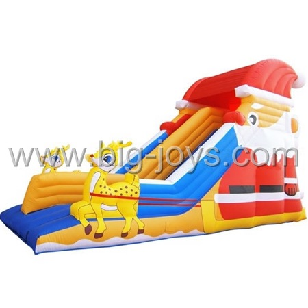 Inflatable Christmas Slide, Christmas Inflatable, Inflatable Super Slide
