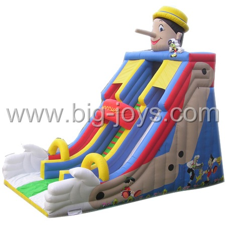 Inflatable Super Slide, Children Inflatable Sliding Games