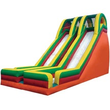 Juegos Inflable, Inflatable toboggan, Inflatable Climb n Slide
