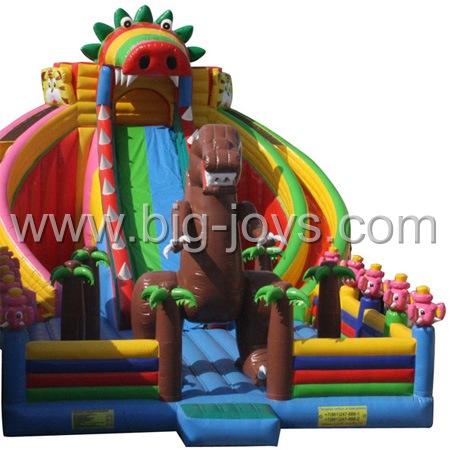 Inflatable Slide For Sale,inflatable Dinosaur slide
