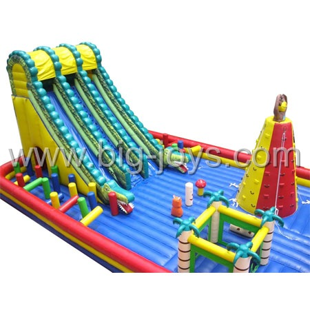 Giant Inflatable Playground,inflatable trampoline