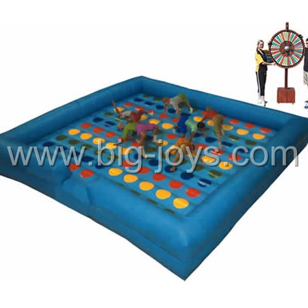 Twister game,inflatable twister