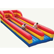 inflatable bungee run,inflatable sport game