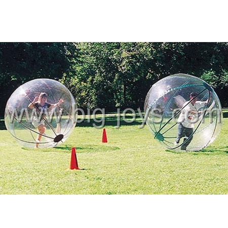 inflatable clear grass ball,inflatable transparent ball