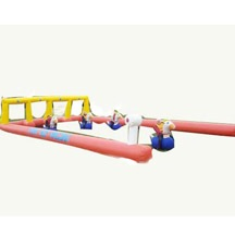 inflatable pony run,inflatable pony game for sale
