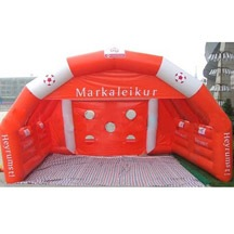 inflatable soccer goal,inflatable football game