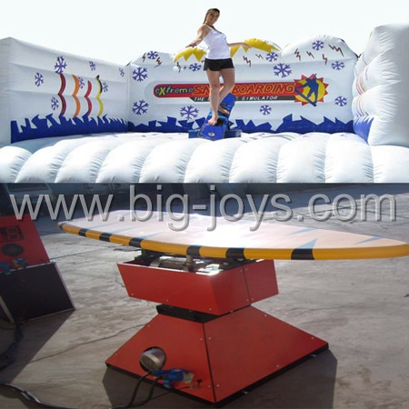 snowboard machine,inflatable sport machine,inflatable sport game