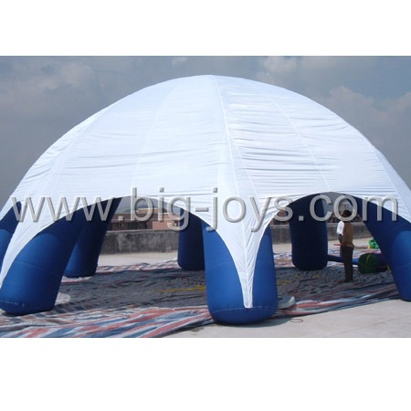 inflatable round tent