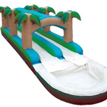 Summer Splash Water Slip Slide