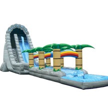 inflatable water slide for kids and adults, Water Sliding