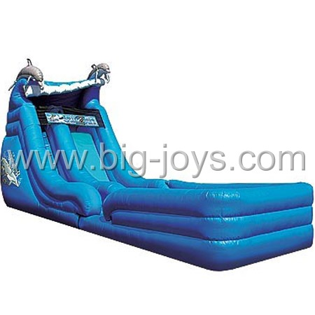 manufacture inflatable water slide