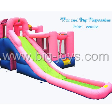 bouncy castle slide for sale