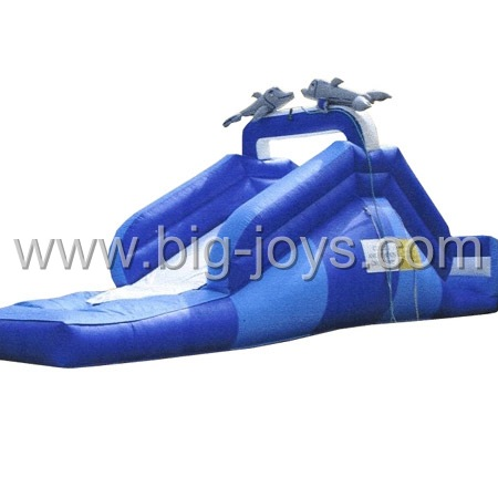 giant commercial grade water slides