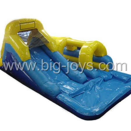 Custom made Inflatable Water Slide pool