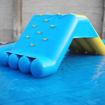 inflatable water park slide,inflatable small water slide