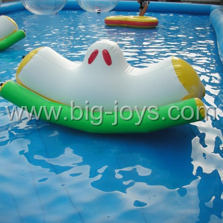 inflatable water totter,kids inflatable water toys