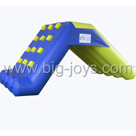 Inflatable Aqua slide.Aqua Slide for 2 persons use.