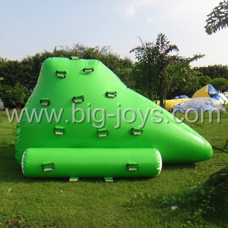 Aqua Green Slider, Inflatable water slider.