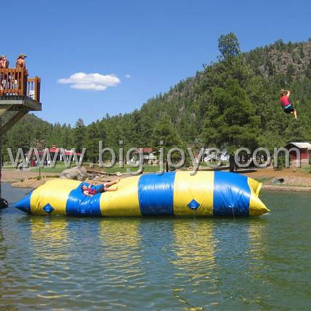 inflatable water blob,large inflatable pillow