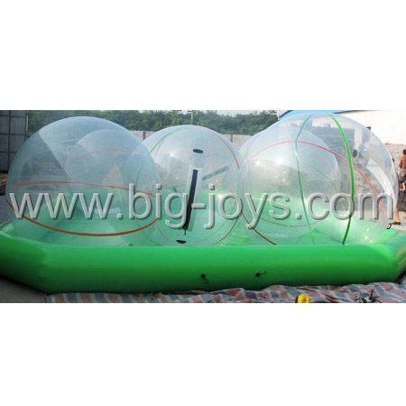 used indoor inflatable pool