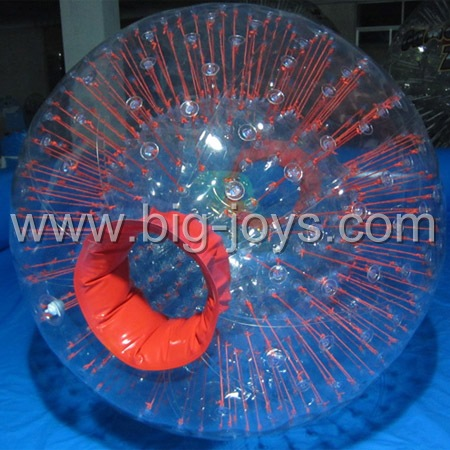 professional inflatable ball zorb for rental